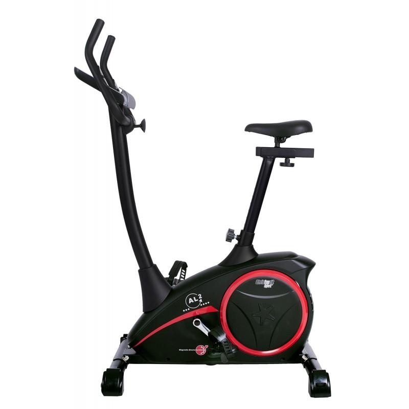 AL2 Black ergométeres szobakerékpár