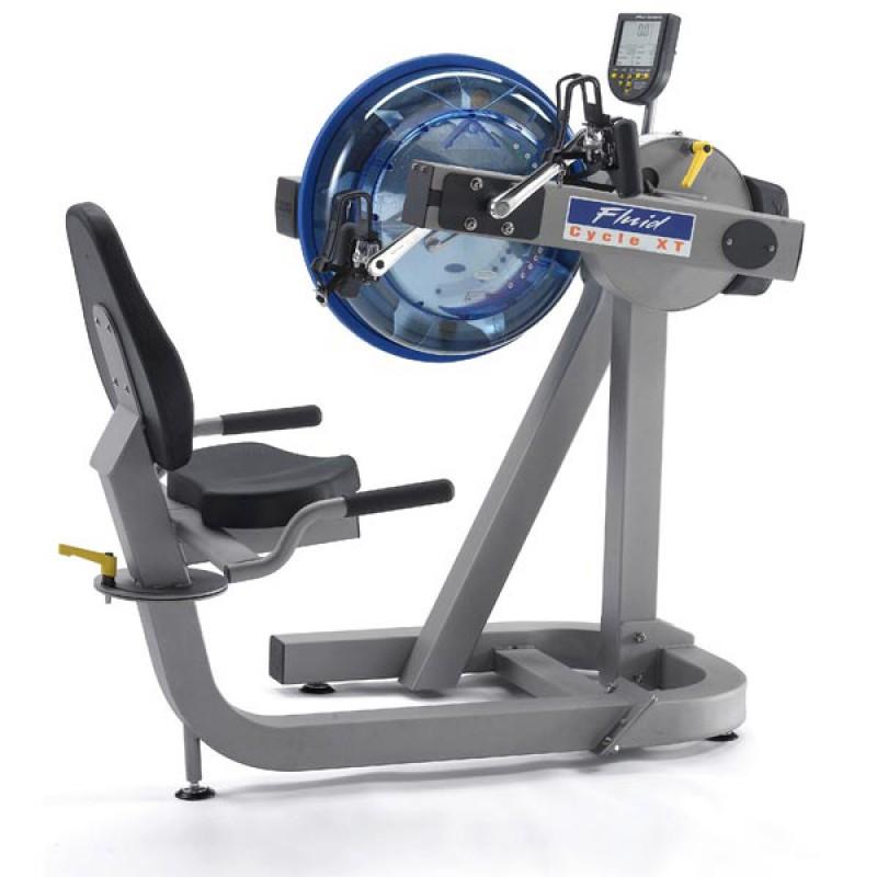 Fluid Cycle XT E720 kar-láb ergométer
