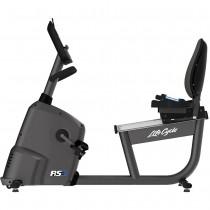RS3 Track LifeCycle háttámlás szobakerékpár